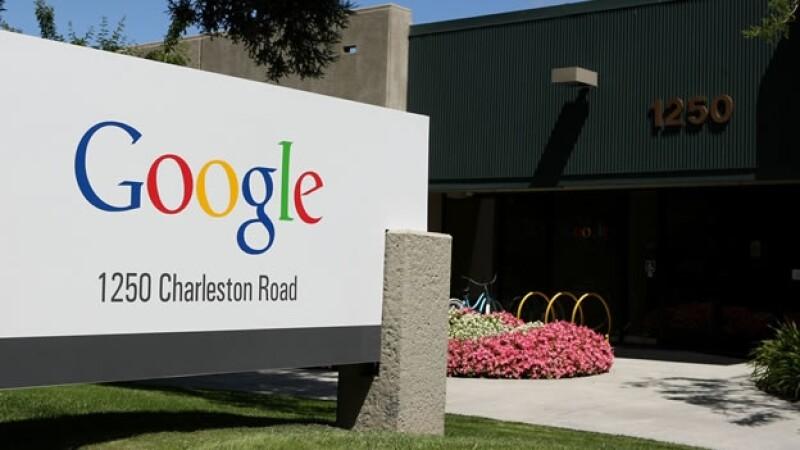 Google sede corporativo