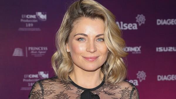 La actriz quiso celebrar el Día de San Nicolás con su hijo mayor.