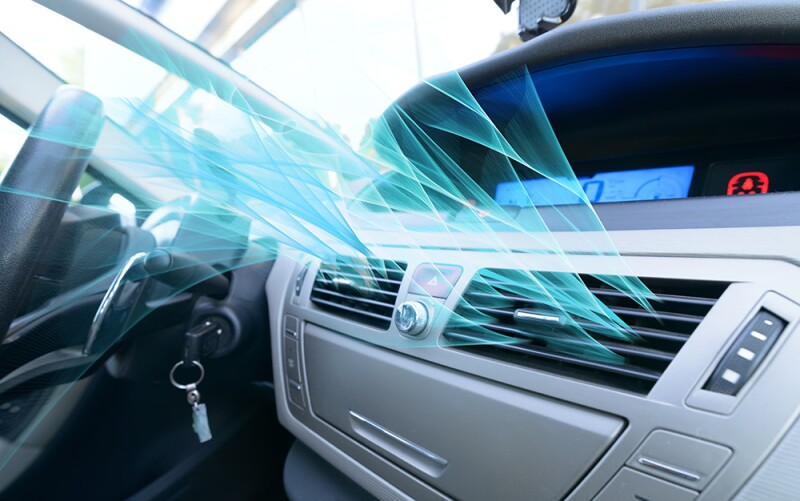 El Aire Acondicionado De Tu Auto Tiene M 225 S Bacterias De Lo