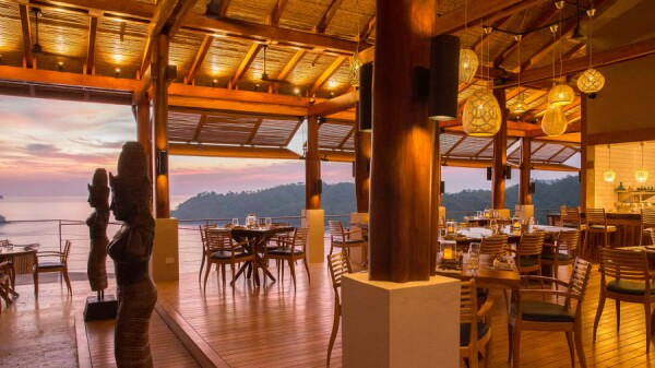 Restaurante en Costa Rica