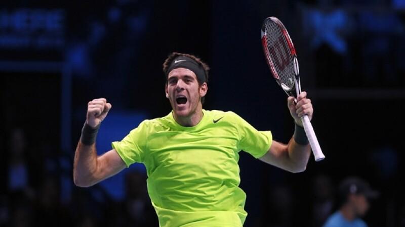 Juan M. del Potro vs. Roger Federer