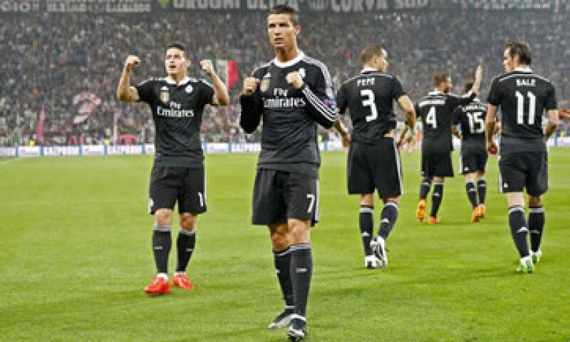 El Real Madrid tuvo 750 millones de dólares en ingresos en 2014. (Foto: Reuters )