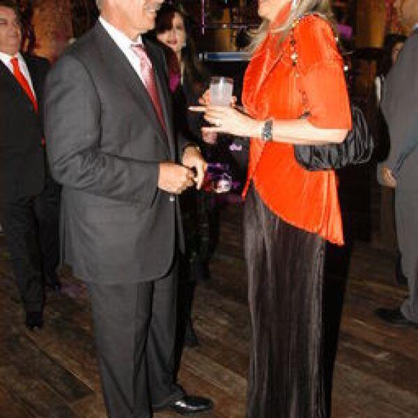 Abraham Framklin, Georgina Diez Barroso