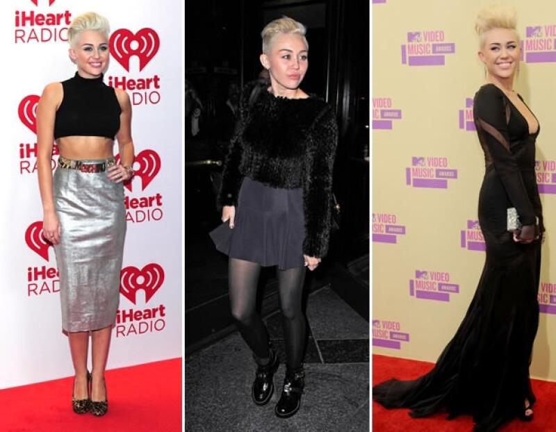 Éste ha sido el cambio más radical de la cantante.