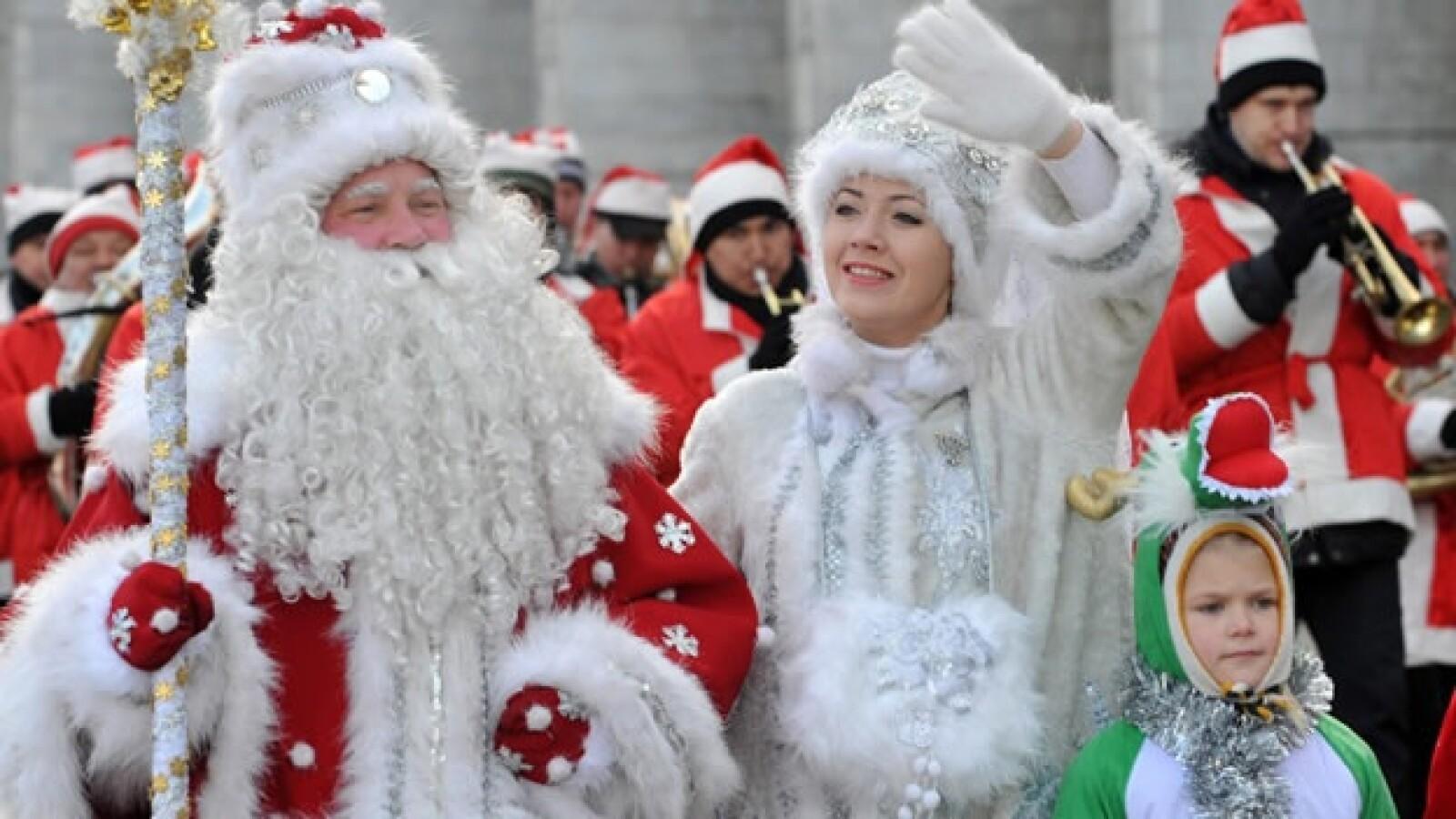 año nuevo 2011 2012 celebracion kirguistan