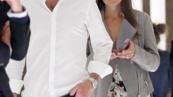 La hermana de Kate Middleton, duquesa de Cambridge, se casará probablemente el año que viene con el empresario, quien le pidió matrimonio el pasado fin de semana.