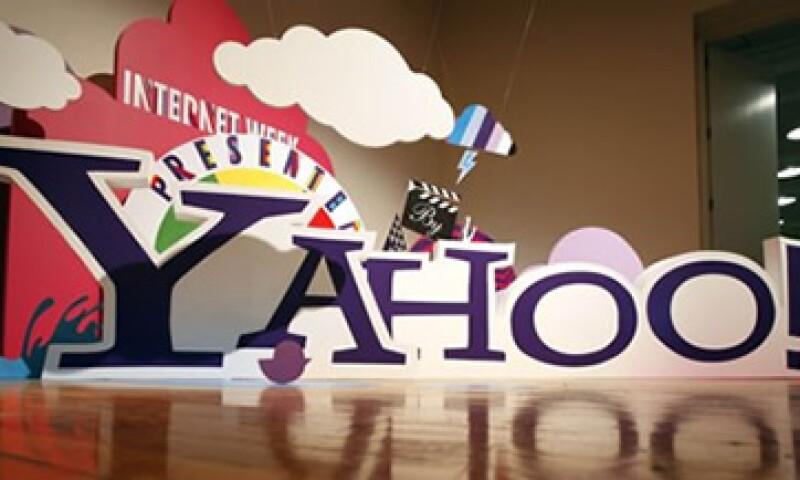 Yahoo enfrenta una fuerte competencia de Google y Facebook. (Foto: AP)