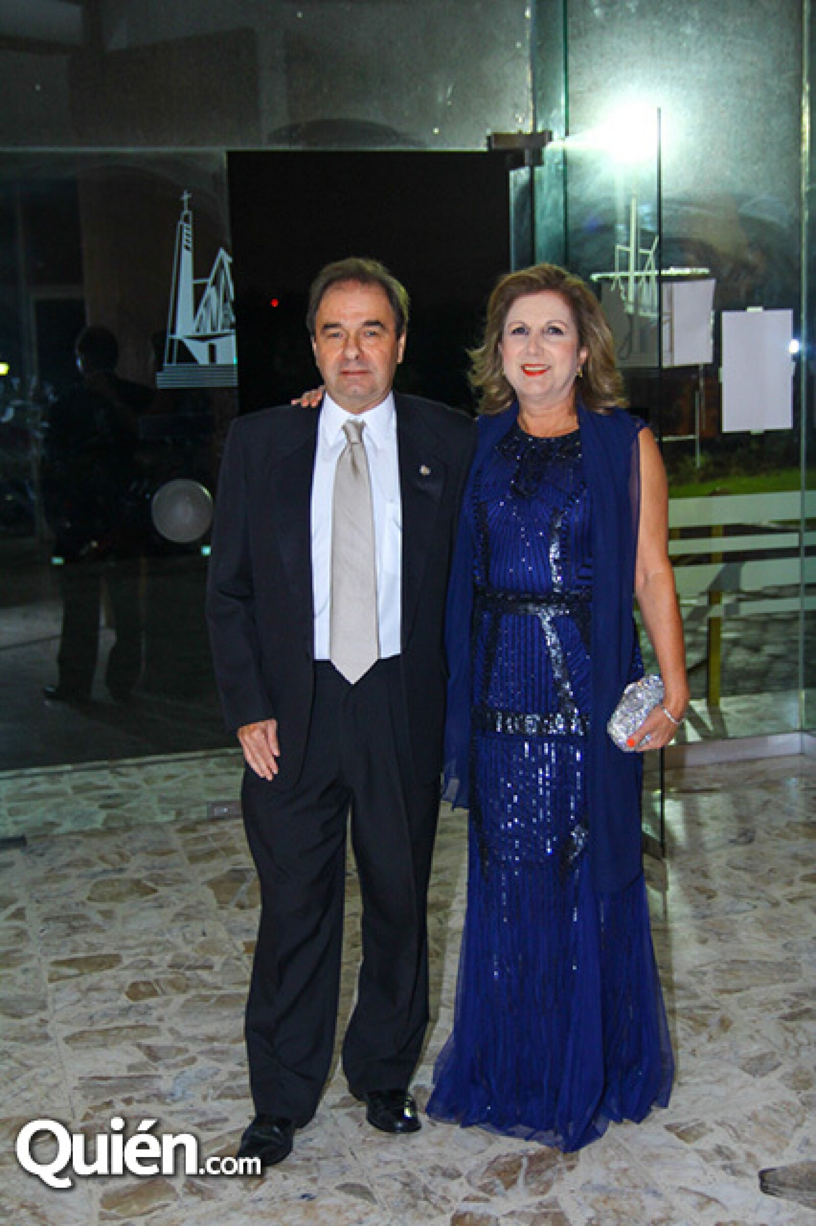 Billy Sartorios y Cecilia Bichara de Sartorios