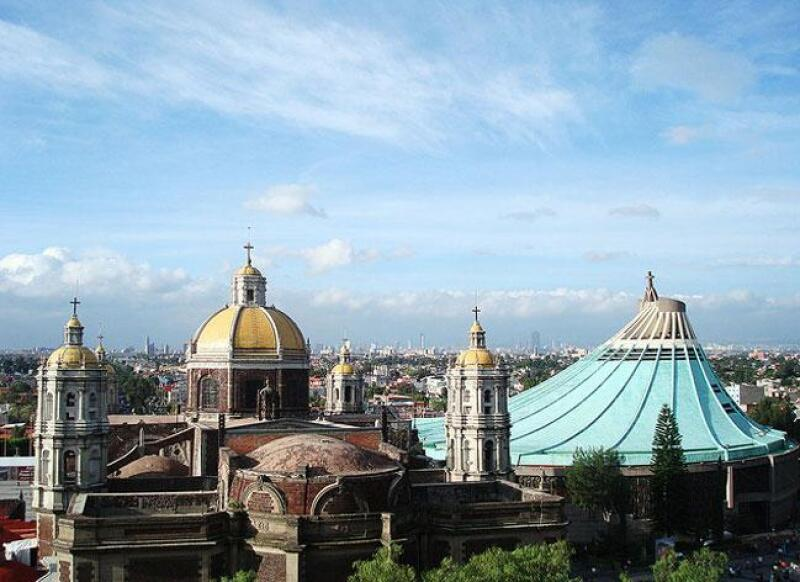Basilica de Gdpe.