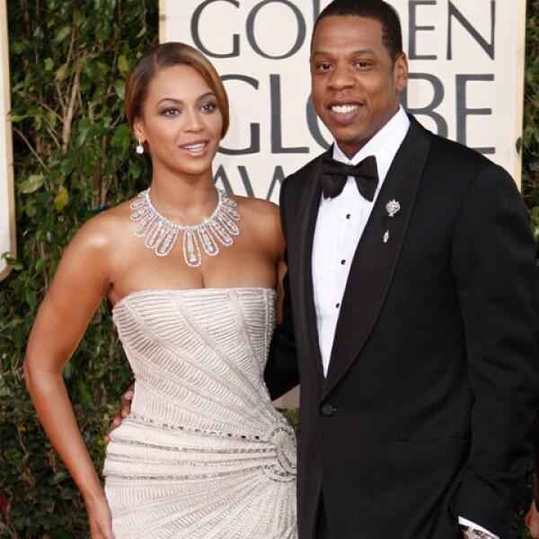 Ambos ganadores del Grammy, ambos entre los más exitosos de la industria musical, ahora padres de una pequeña bebé; definitivamente Beyoncé y Jay-Z dominan el mundo del R&B.
