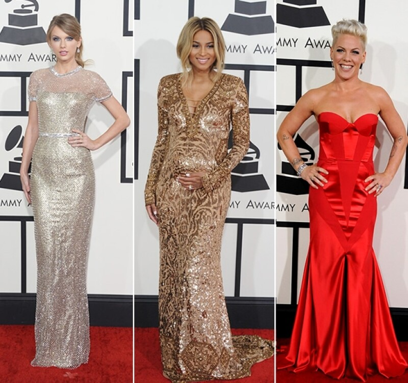 Ellas son las famosas que según la votación de nuestros usuarios, son las que más brillaron por sus looks y estilo, así como también las que destacaron por su mal gusto en esta premiación.