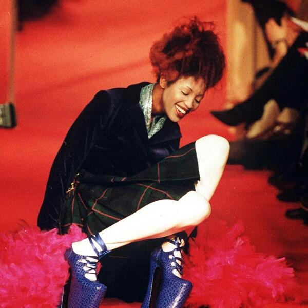 Vivienne Westwood Fashion Show, Paris, France - 1993