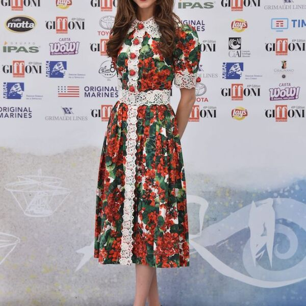 Giffoni Film Festival, Salerno, Italy - 21 Jul 2019