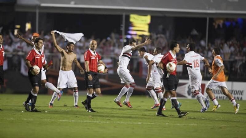 Sao Paolo vs. Tigre