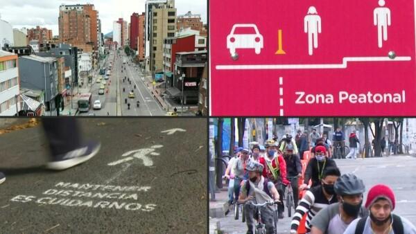 Las ciudades de Latinoamérica se preparan para la vida después de la pandemia