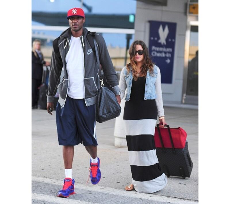Todo parece indicar que el matrimonio de la más pequeña de las Kardashian está en un punto crítico.