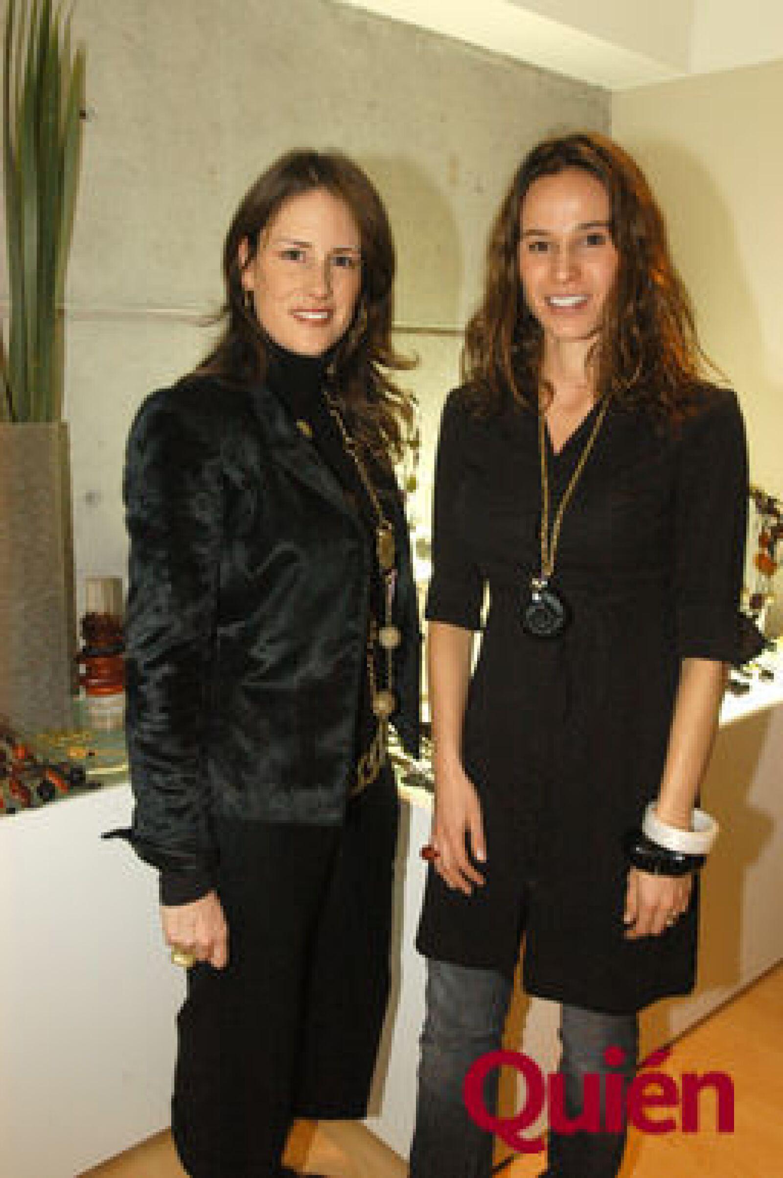 Georgina Ferrer, Monica Calderon
