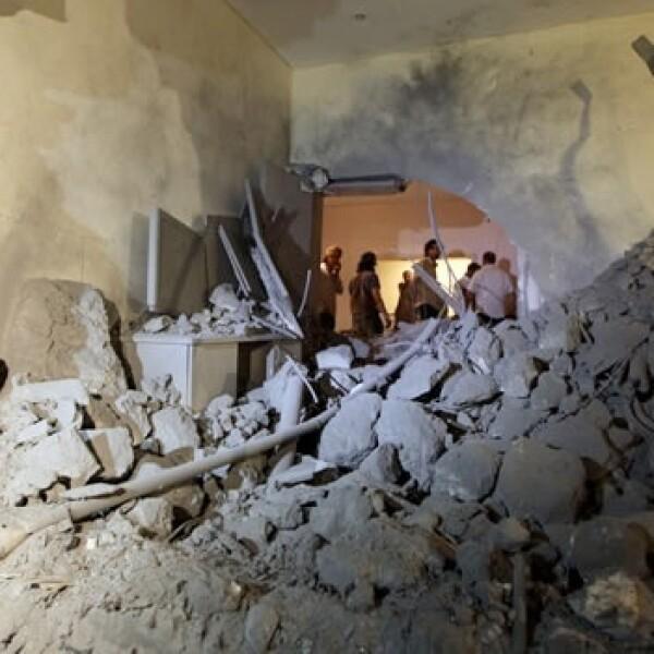 muere familia gadhafi