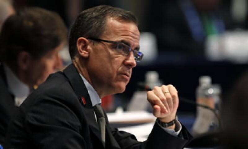 La economía mundial enfrenta un periodo muy prolongado de demanda, destaca Mark Carney, gobernador del Banco de Canadá. (Foto: Reuters)