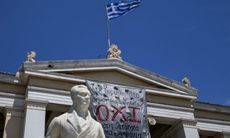 Los griegos decidirán el domingo si reciben más ayuda de sus socios europeos. (Foto: Reuters )