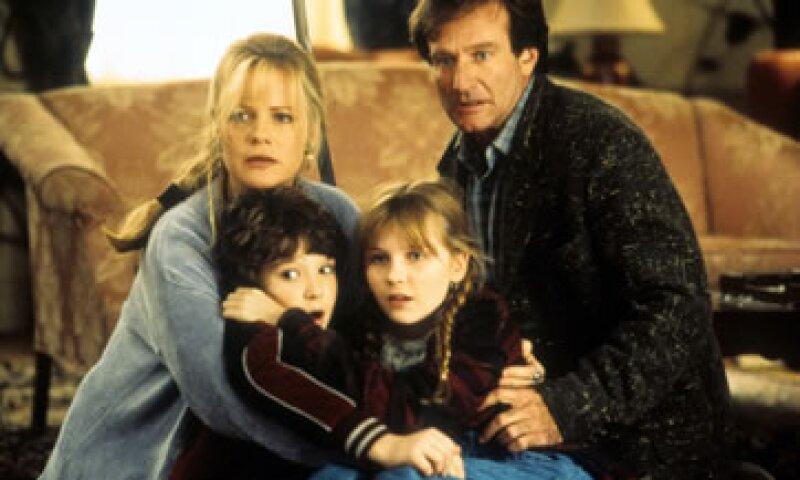 La nueva Jumanji se estrenará 21 años después de la versión original con Robin Williams.  (Foto: Getty Images/Archivo )