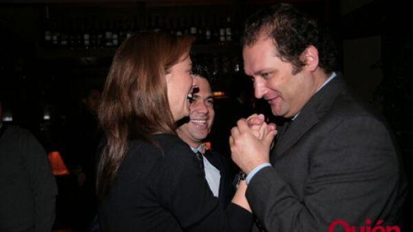 Jennifer Beick, Alejandro Martinez, Eduardo Solorzano
