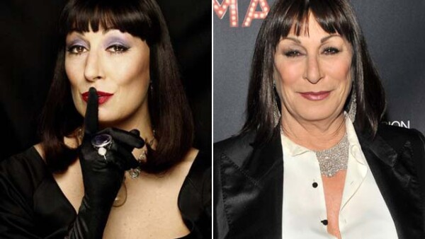 Todos recuerdan a la temible bruja de `The Witches´, interpretada por Anjelica Huston.