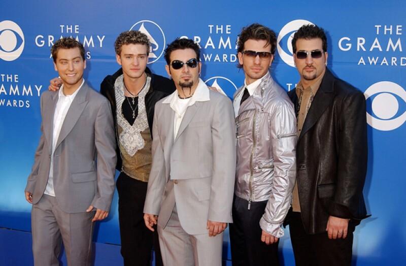 Durante el 2002 hicieron una de sus últimas apariciónes públicas en los premios Grammy.