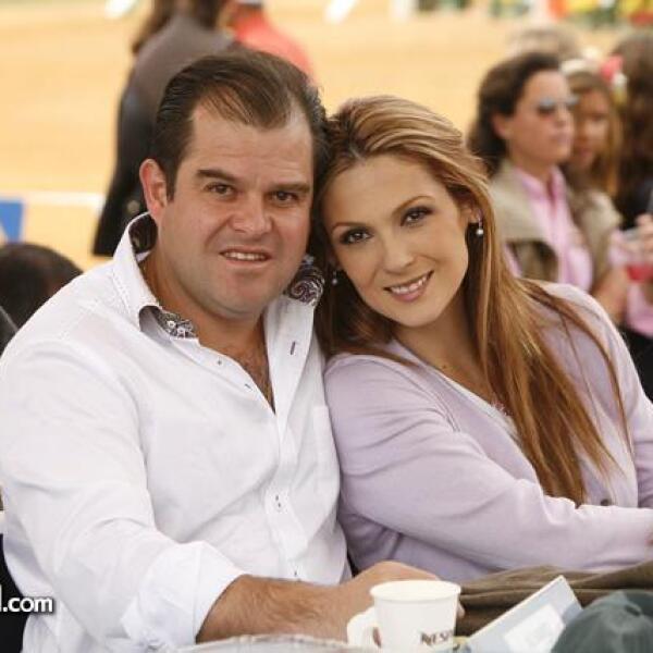 Mauricio Becker,Nora Salinas