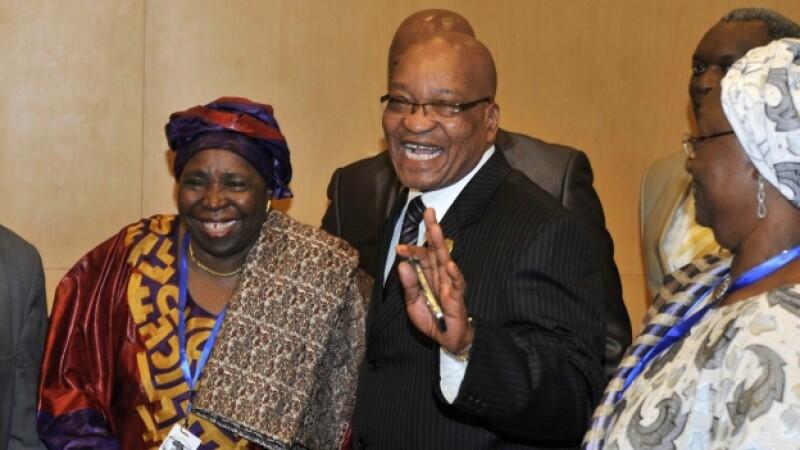 nueva presidenta de la union africana