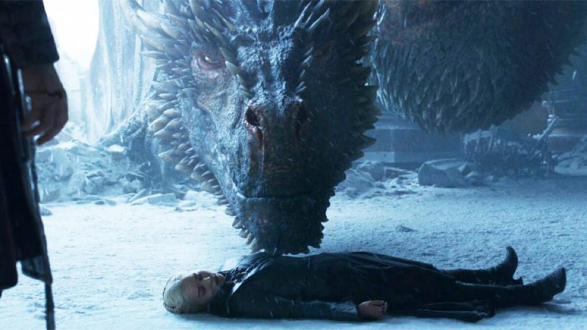 Forense asegura que Danerys fue devorada por Drogon en 'Game of Thrones'