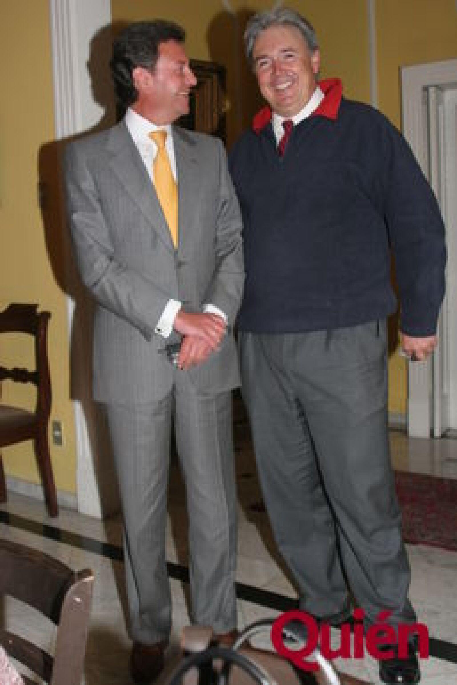 Alberto Cabezut, Luis Arredondo