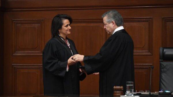 Margarita Ríos-Farjat, nueva ministra