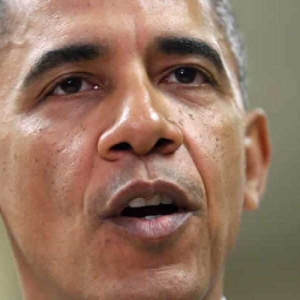 El presidente del país no ha podido concretar un acuerdo con los republicanos; insiste en que éstos son los responsables de la parálisis gubernamental.