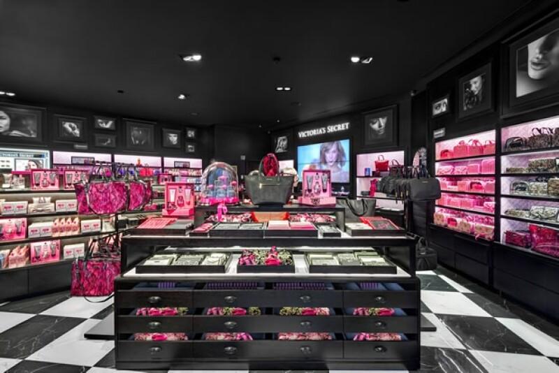La tienda Victoria´s Secret Beauty & Accesories es parte de Grupo Axo.