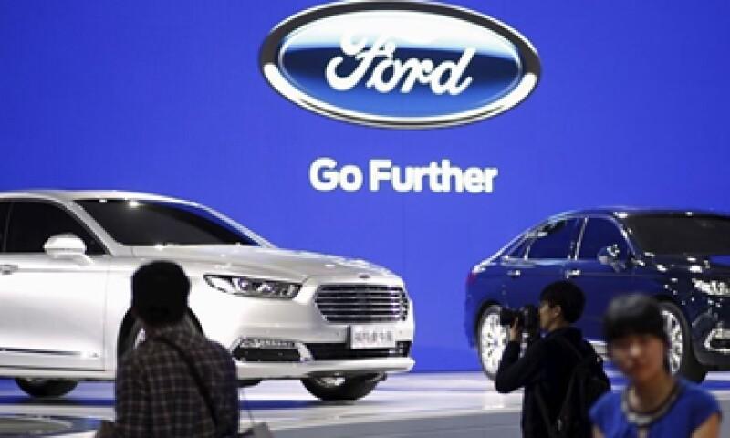 Ford ahora genera el grueso de sus ganancias con la venta de camiones y SUV en Estados Unidos. (Foto: Reuters)