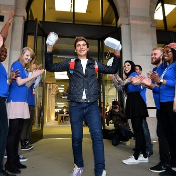 Londres venta del nuevo iPhone