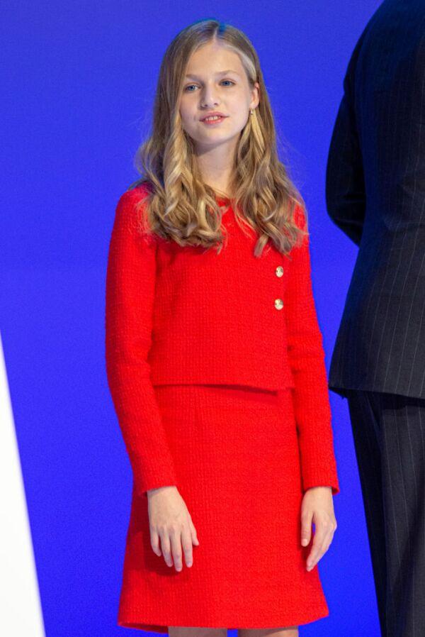Leonor de Borbón