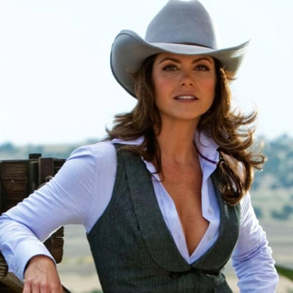 La actriz protagonizó `La Dueña´, donde se ganó el cariño del público.