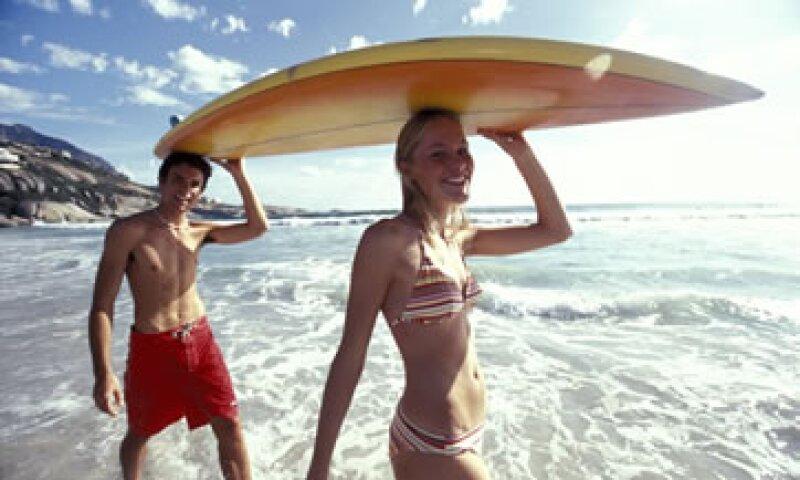 GE dio a 30,000 empleados el beneficio de vacaciones ilimitadas.(Foto: Thinkstock )
