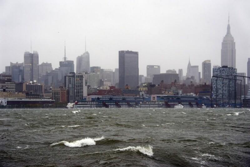 Nueva York se paralizó luego de que la tormenta tocara tierra, aquí un recuento de lo que ocurrió.