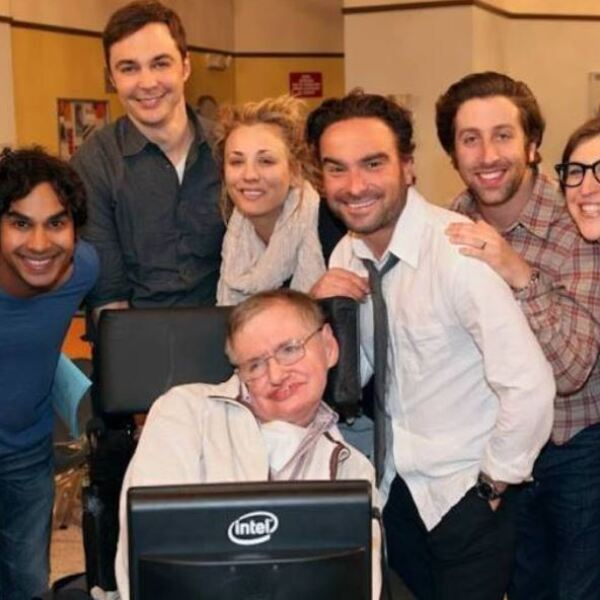 En 'The Big Bang Theory'