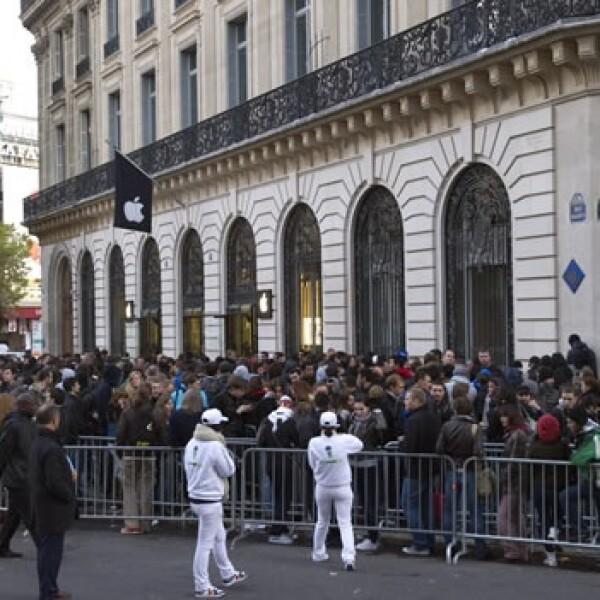 4S 14 de octubre 2011 Francia