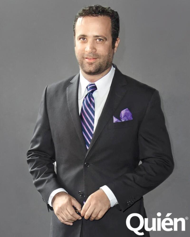 Roberto Slim, empresario y director general de Ostar Grupo Hotelero.
