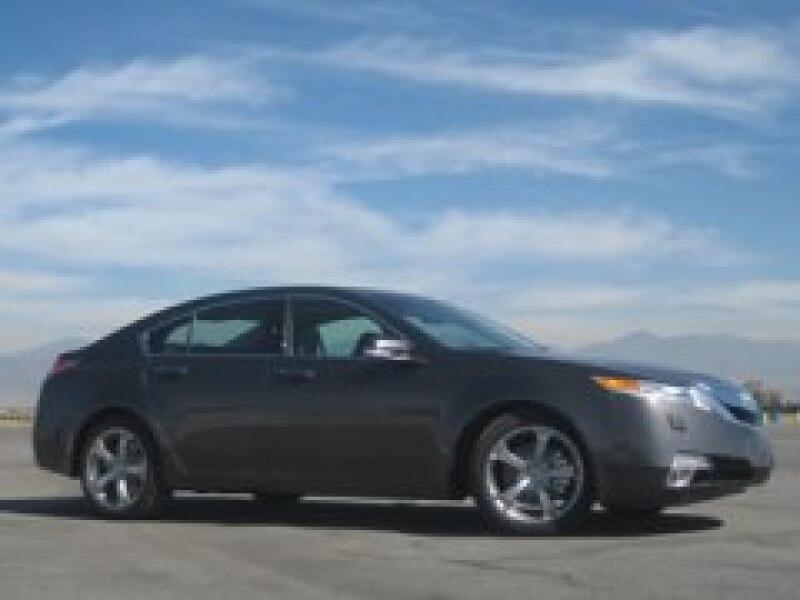 El auto más potente de Acura. (Foto: Autocosmos.com)