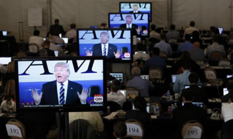 Donald Trump promete regular a los fondos de cobertura. (Foto: Reuters)