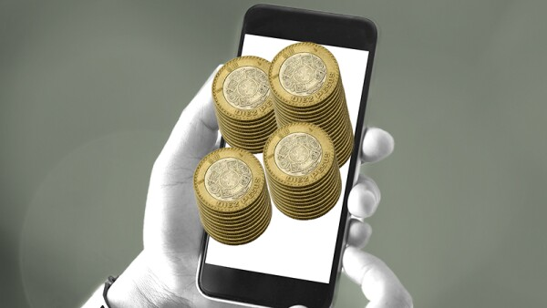 pago electrónico - pago en efectivo - pagos digitales