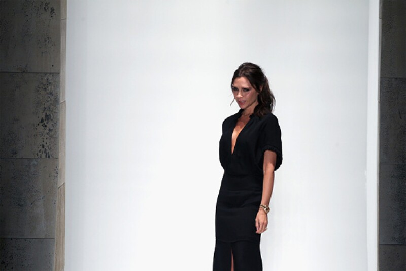 La esposa de David Beckham ha dado de qué hablar luego de que el jefe ejecutivo de The Fawcett Society argumentara que las modelos que la ex Spice Girl usó están demasiado delgadas.