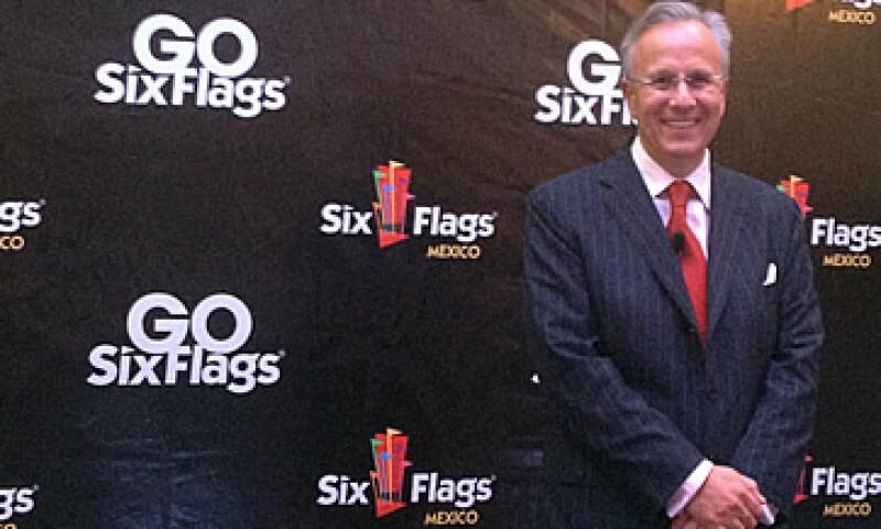 Six Flags México abrió sus puertas el 19 de abril de 2000. (Foto: Francisco Rubio)