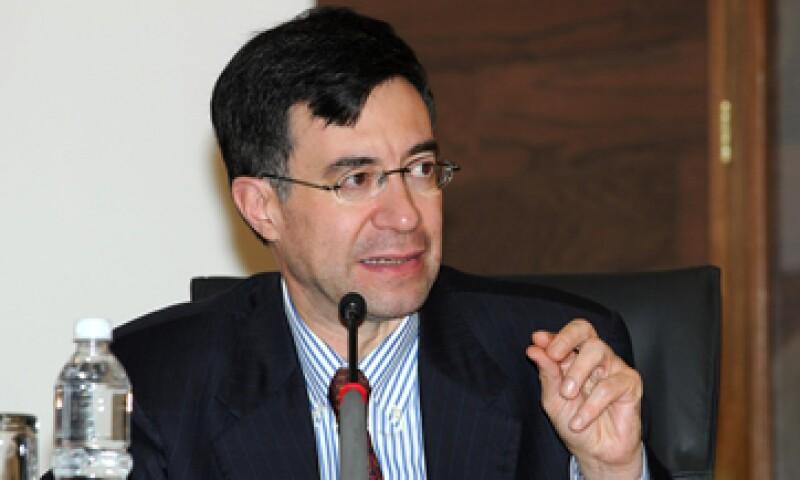 El nuevo comisionado presidente, Gerardo Laveaga, es egresado de la Escuela Libre de Derecho. (Foto tomada de facebook.com/ifaimexico)
